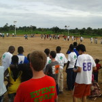 FIRST STEP vs Africa Felix Football Match